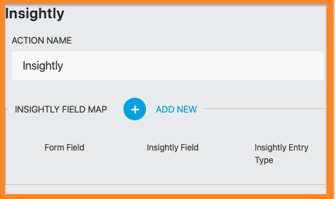 Insightly CRM for WordPress from our Ninja Forms Review